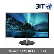 비트엠 Newsync B274K UHD HDR
