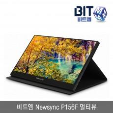 비트엠 Newsync P156F 멀티뷰