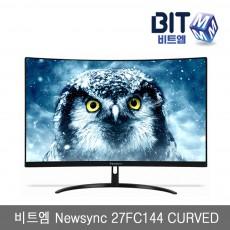 (리퍼비시) 비트엠 Newsync 27FC144 CURVED