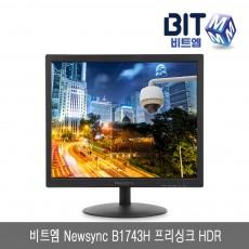 비트엠 Newsync B1743H 프리싱크 HDR