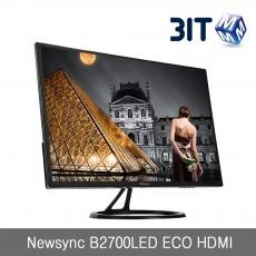 (등외품) 비트엠 Newsync B2700LED ECO HDMI