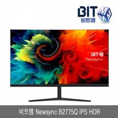 (등외품) 비트엠 Newsync B2775Q IPS HDR