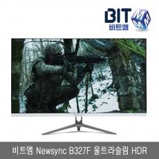 비트엠 Newsync B327F 울트라슬림 HDR